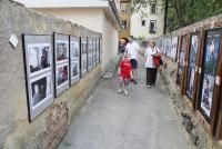 dvorek č. 5 - návštěvníci